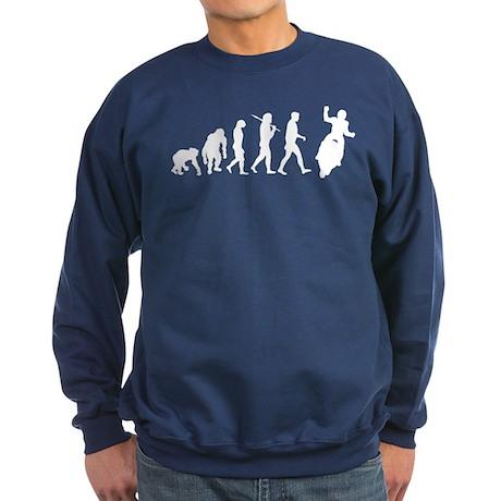 Motorcycle Evolution Sweatshirt (dark)