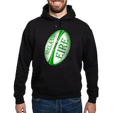 Eire Ireland Rugby Hoodie