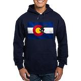 Breckenridge colorado Hoodie (dark)