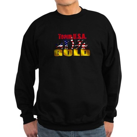 Team USA Volleyball Sweatshirt (dark)