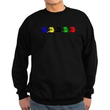 Judo Throw Kata Sweatshirt