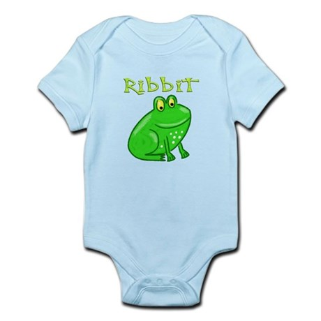 Ribbit Infant Bodysuit