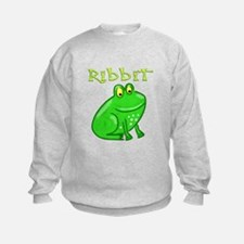 Ribbit Sweatshirt