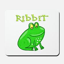 Ribbit Mousepad