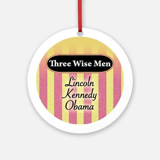 Three Wise Men ornament