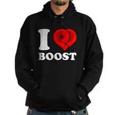 I Heart Boost Hoody