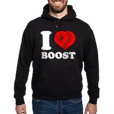 I Heart Boost Hoody