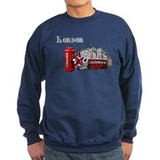 London Fashion Capital Sweatshirt