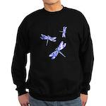 Dragonflies Sweatshirt (dark)