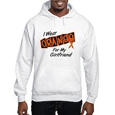 I Wear Orange For My Girlfriend 8 Hoodie