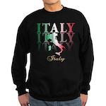 Italian pride Sweatshirt (dark)