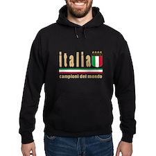 Italia campioni del mondo Hoodie