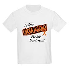 I Wear Orange For My Boyfriend 8 T-Shirt