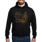 Booty Hoodie (dark)