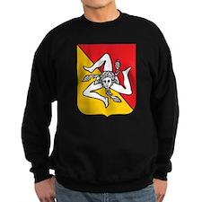 Sicilian Coat or Arms Jumper Sweater