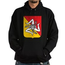 Sicilian Coat or Arms Hoody