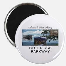 Blue Ridge Americasbesthistory.com Magnet