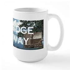 Blue Ridge Americasbesthistory.com Mug