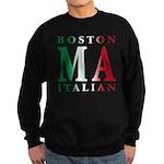 Boston Italian Sweatshirt (dark)