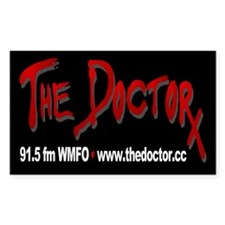 """""""The Doctor"""" Decal"""