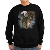Wolf Sweatshirt (dark)