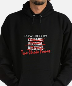 Powered By Two-Stroke Fumes Hoodie