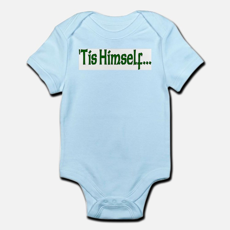 """'Tis Himself"" Infant Creeper"