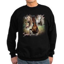 Celestial Horses Sweatshirt