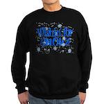 Wishin' For Snow Sweatshirt (dark)