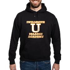 Iwillsmite University Hoodie