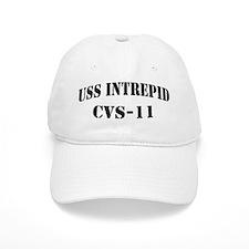 USS INTREPID Cap