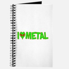 I Love-Alien Metal Journal