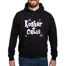 Kosher Cutie Purple Hoodie