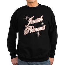 Jewish Princess - Peach Jumper Sweater