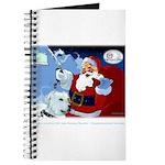 Santa Unchains Dog Journal