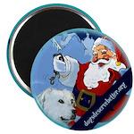 Santa Unchains Dog 2.25