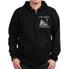 Paladin - Good Zip Hoodie