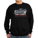 Interceptor Warning II Sweatshirt (dark)