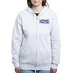 KawasakiTrax.com Logo Women's Zip Hoodie