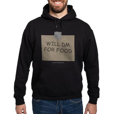Will DM For Food Hoodie (dark)