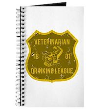 Veterinarian Drinking League Journal