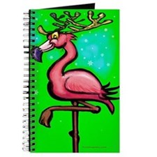 Cute Flamingo humor Journal