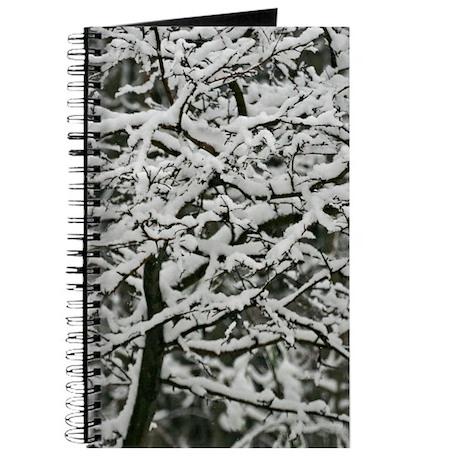Fresh Fallen Snow Journal