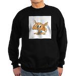 Baby Fox Sweatshirt (dark)