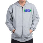 Aliens For Dennis Kucinich Zip Hoodie