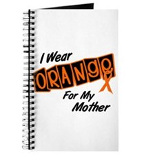 I Wear Orange For My Mother 8 Journal