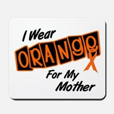 I Wear Orange For My Mother 8 Mousepad