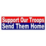 Support Our Troops (bumper sticker)