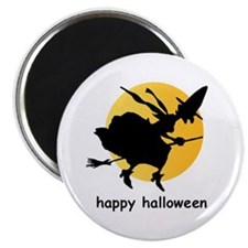"""Bewitching Moon 2.25"""" MAGNET"""