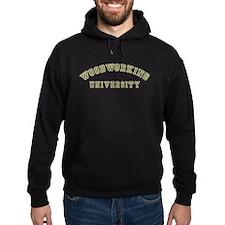 Woodworking University Hoodie